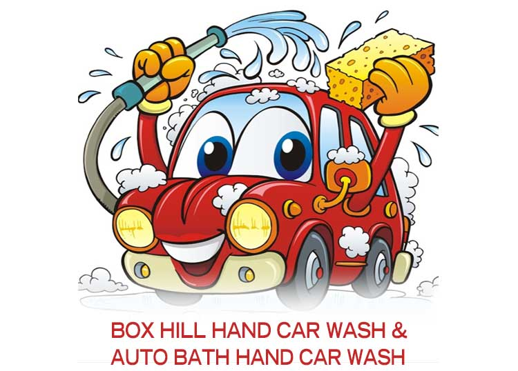 Box Hill Hand Car Wash