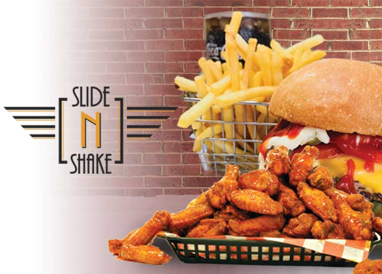 Slide N Shake Gordon