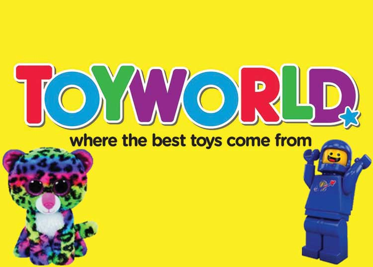 Tates Toyworld & Toyworld Geelong
