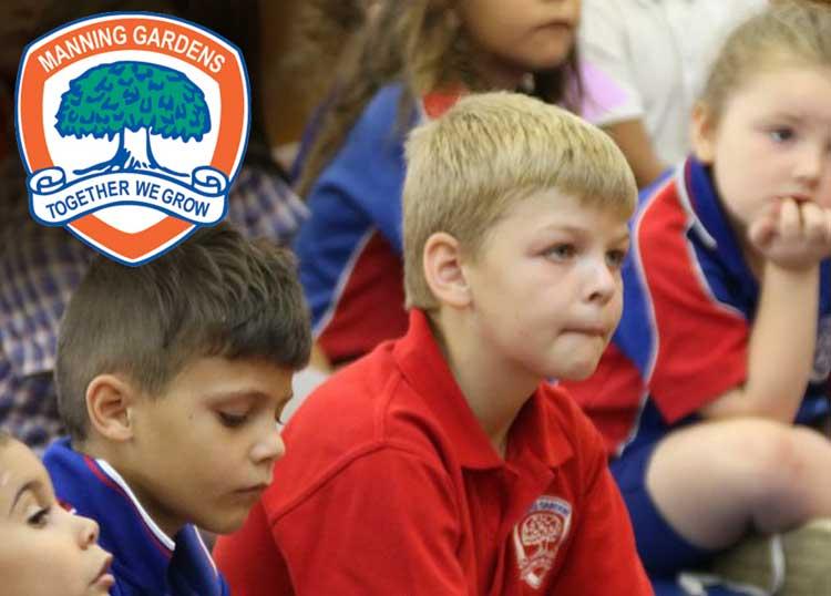 MANNING GARDENS PUBLIC SCHOOL