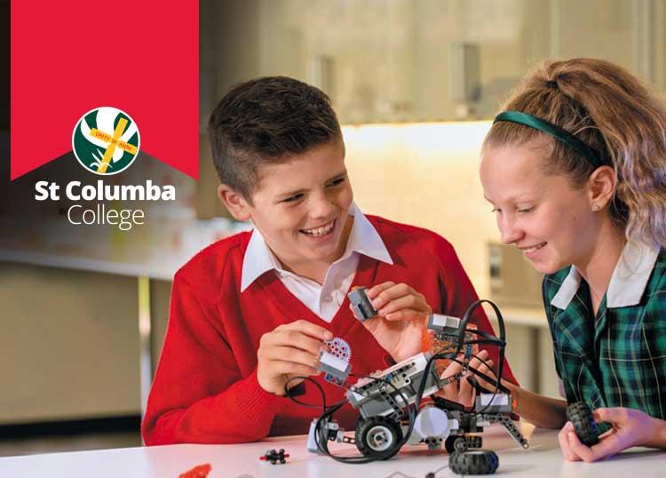 St Columba College