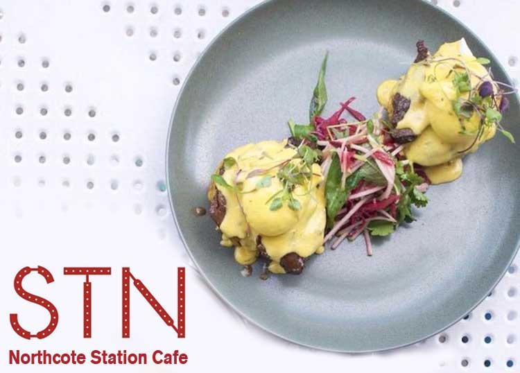Northcote Station Cafe