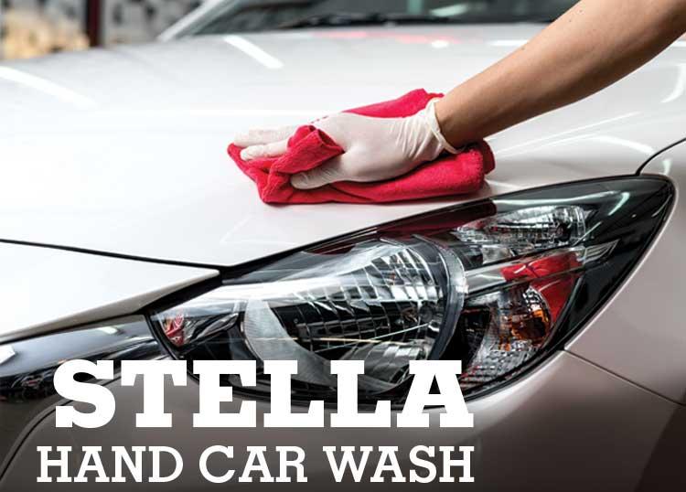 Stella Hand Car Wash