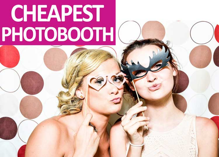 Cheapest Photobooth Melbourne