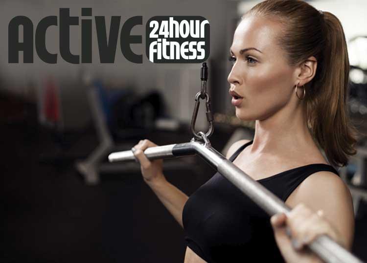 Active 24hr Fitness