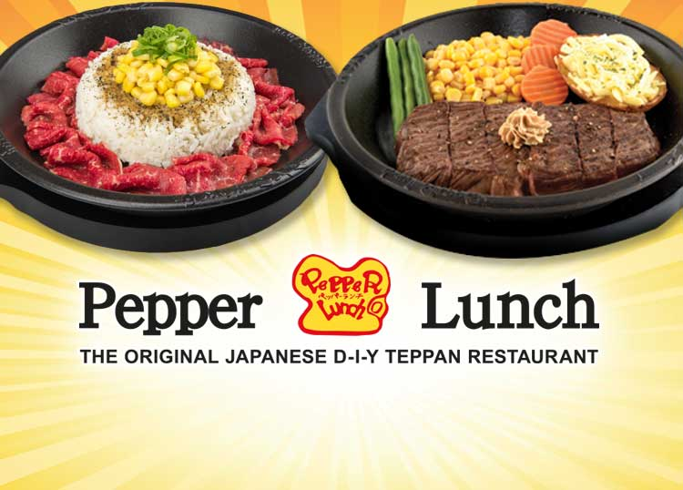 Pepper Lunch Victoria Park