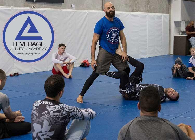Leverage Jiu Jitsu Academy