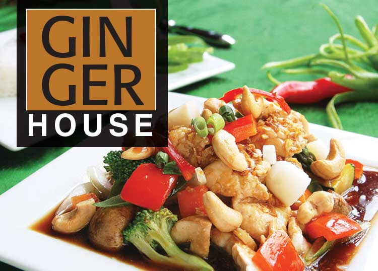 Ginger House Chinese Gourmet Take Away