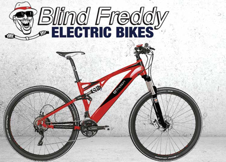 Blind Freddy Electric Bikes
