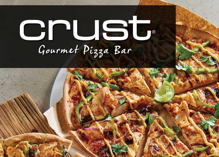 Crust Gourmet Pizza Dulwich Hill