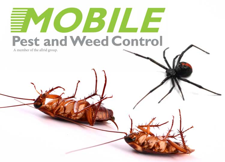 Mobile Pest & Weed Control