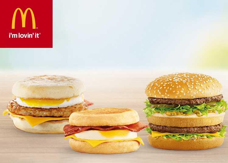 McDonald's Select Locations Melbourne
