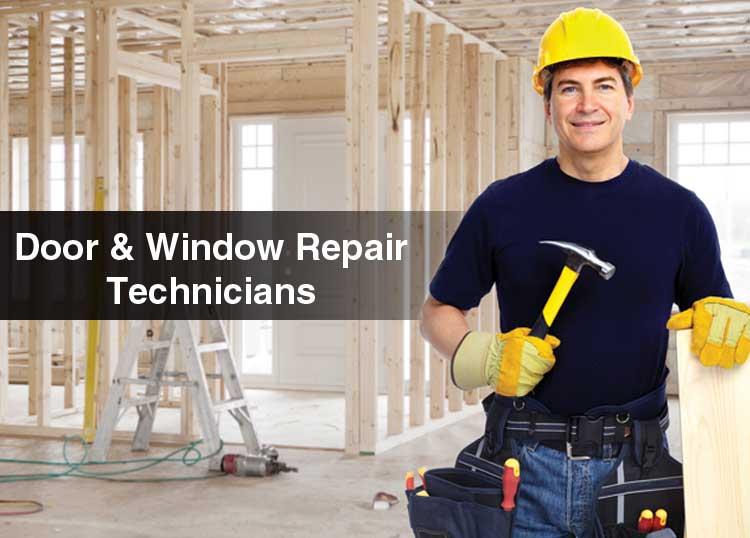 Door & Window Repair Technicians