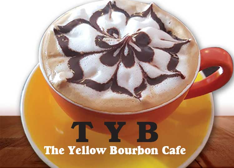 The Yellow Bourbon Cafe