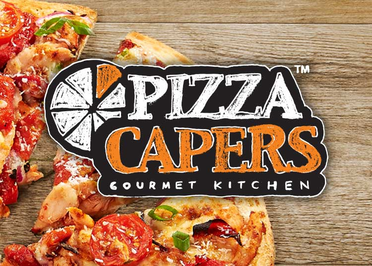 Pizza Capers The Entrance