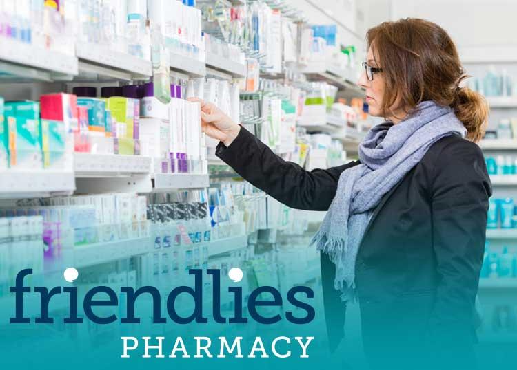 Friendlies Pharmacy Falcon