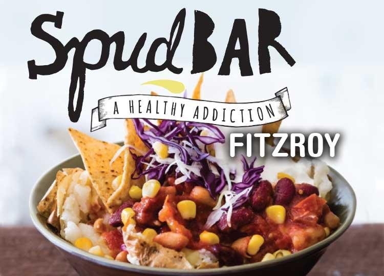 Spudbar Fitzroy
