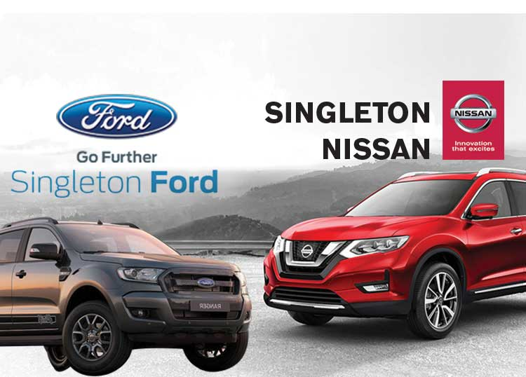 Singleton Ford and Nissan