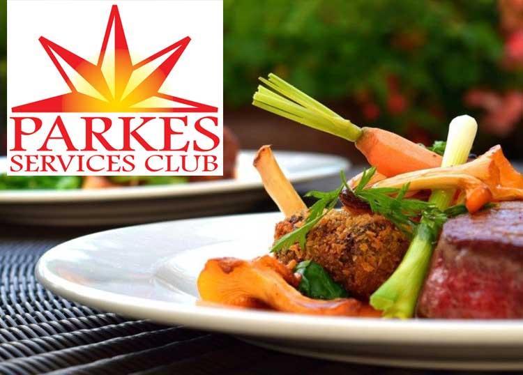 Parkes Services Club