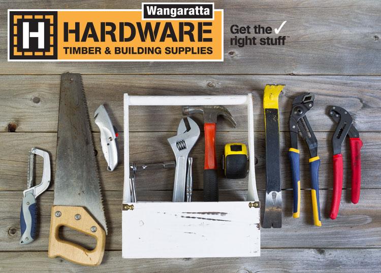 Wangaratta Hardware Timber & Building Supplies