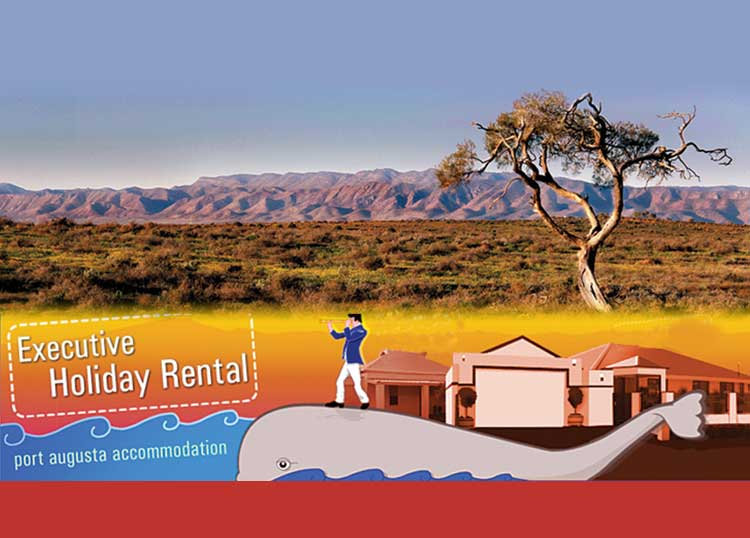 Port Augusta Executive Holiday Rental