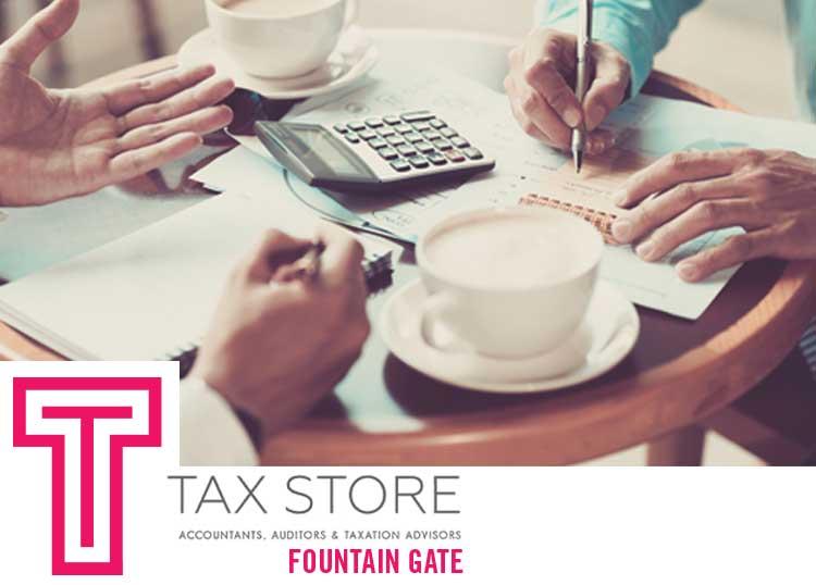 Tax Store Fountain Gate