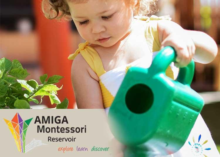 AMIGA Montessori Reservoir