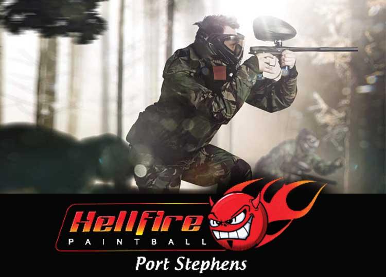 Hellfire Paintball
