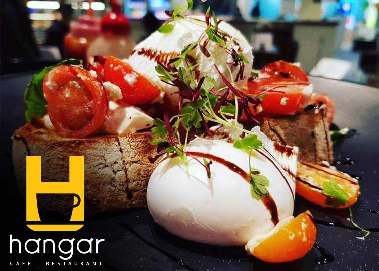 Hangar Cafe Restaurant Coburg