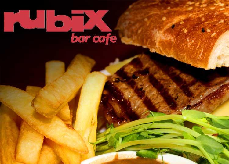 Rubix Bar Cafe