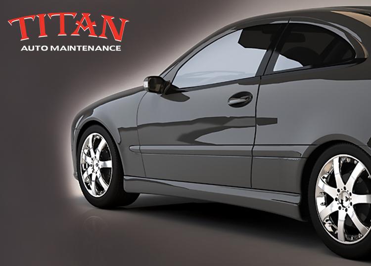 Titan Auto Maintenance