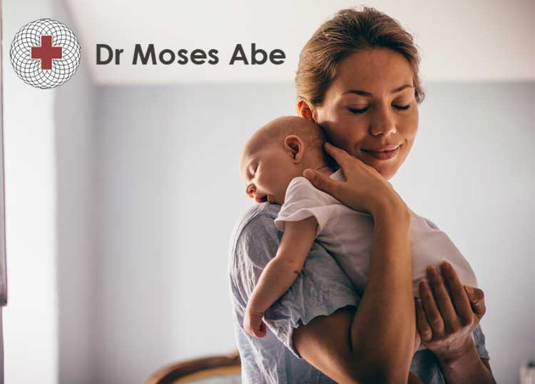 Dr Moses Abe