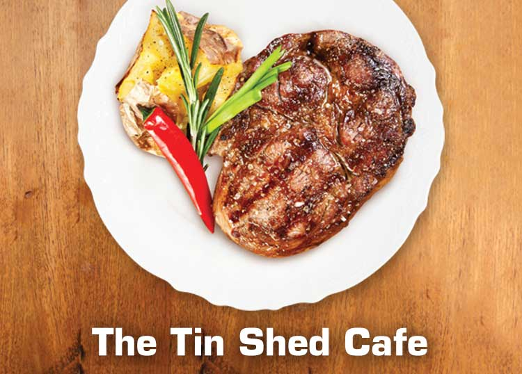 The Tin Shed Cafe