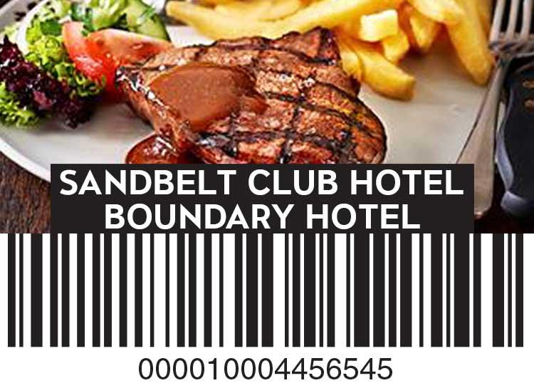Sandbelt Hotel and Boundary Hotel