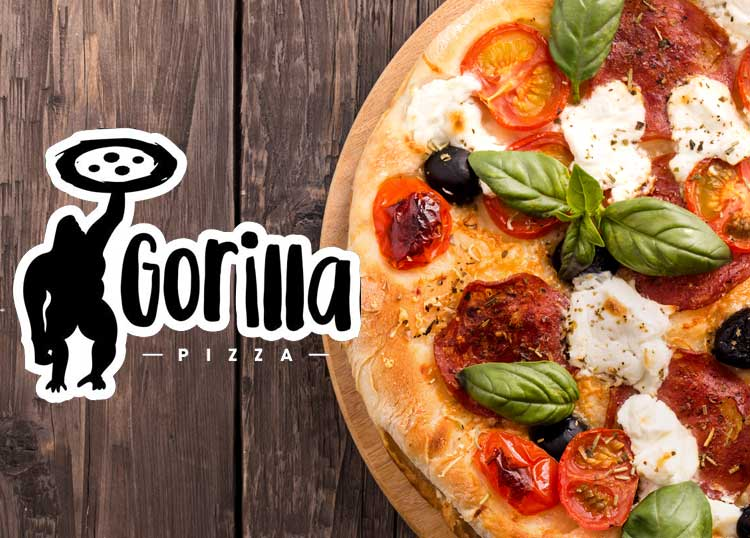 Gorilla Pizza