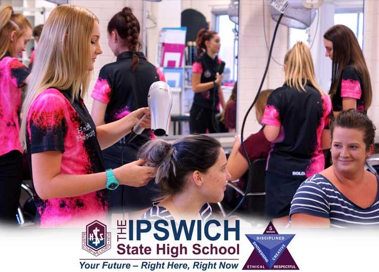 The Ipswich State High School