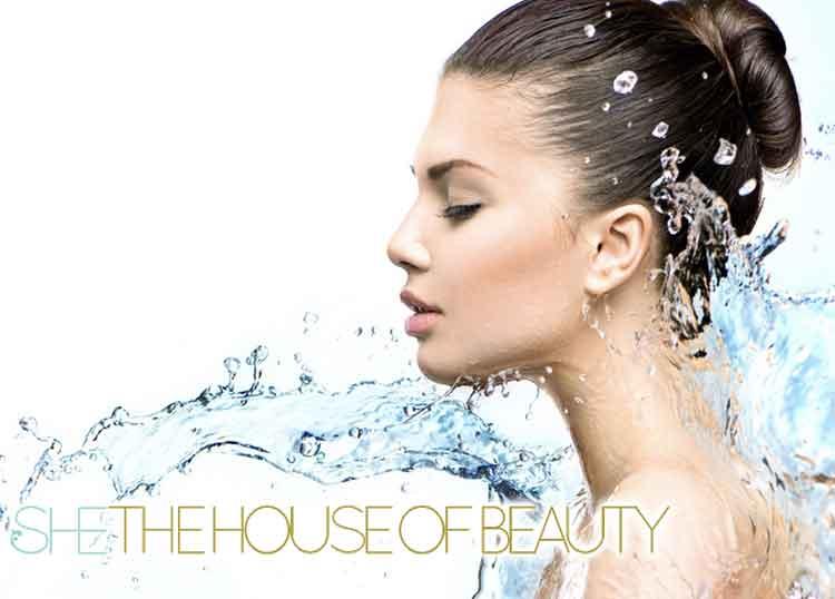 SHE The House of  Beauty