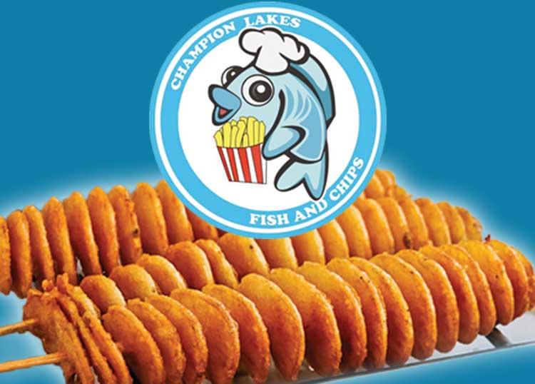 Champion Lakes Fish & Chips