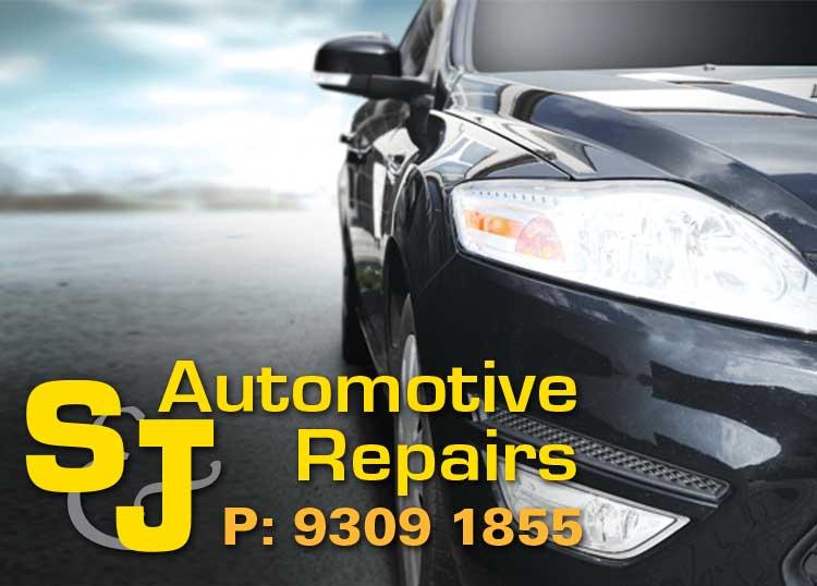 S & J Automotive Repairs