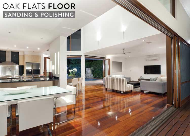 Oaks Flats Floor Sanding & Polishing