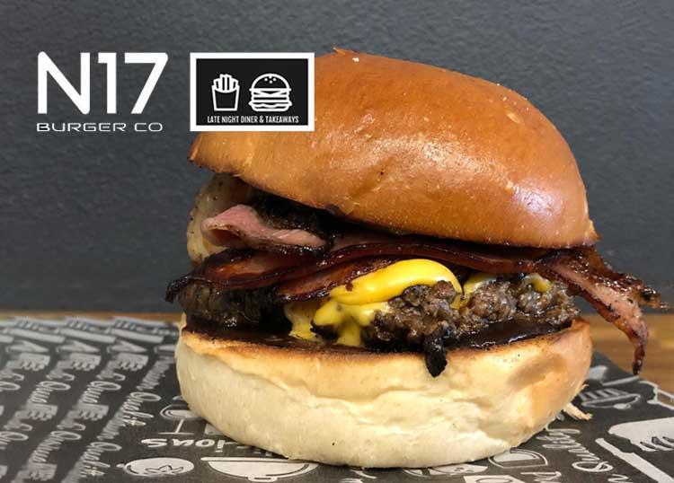 N 17 Burger Co. Port Douglas