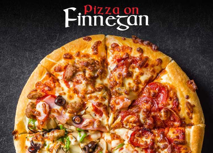 Pizza On Finnegan