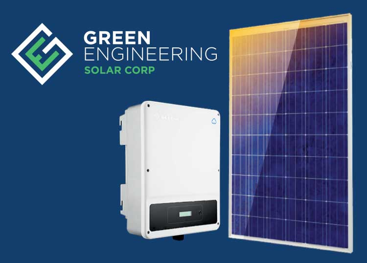 Green Engineering Solar Corp