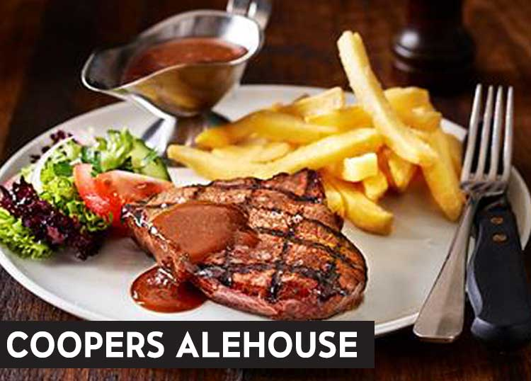 Coopers Ale House