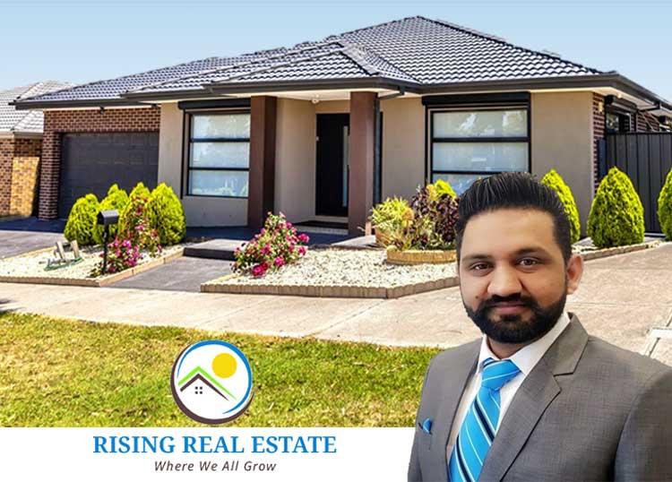 Rising Real Estate - Vishal Mann