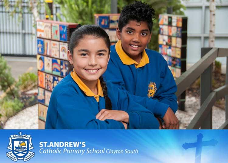 St Andrew's Primary School Clayton
