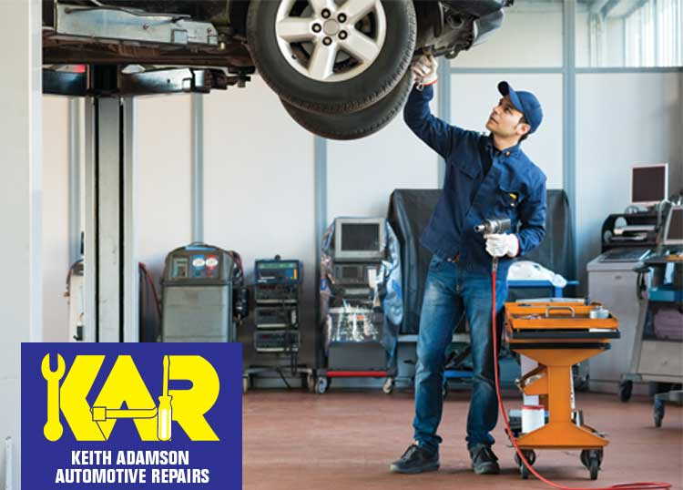 Keith Adamson Automotive Repairs