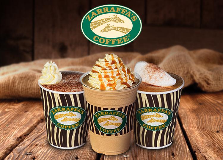 Zaraffa's Coffee Cairns