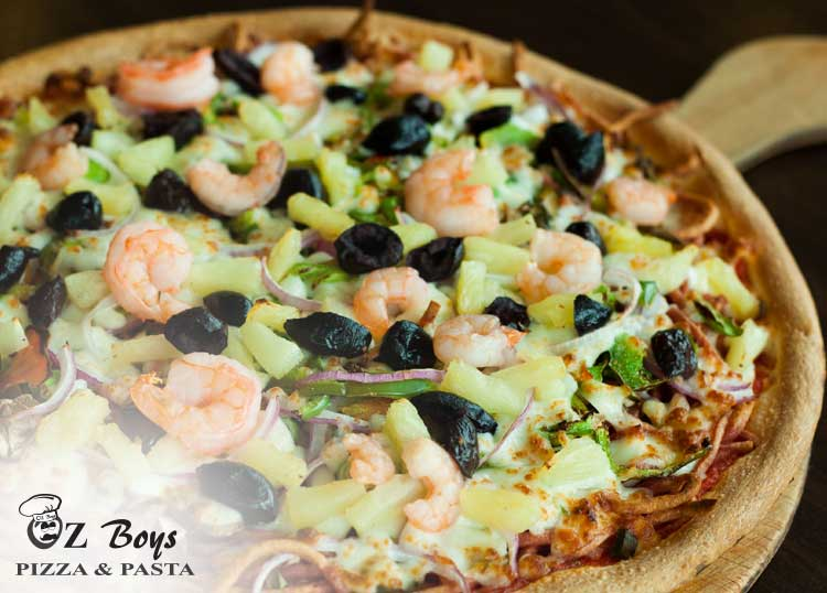 OZ Boys Pizza