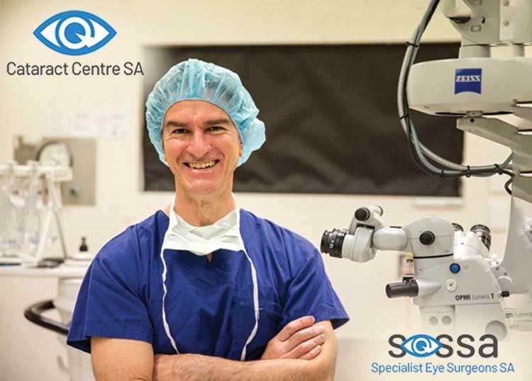 Cataract Centre Specialist Eye Surgeons SA